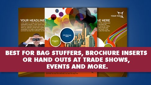 3x4 inch small flyer printing services bay area san jose